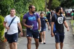 Leinster Rugby v Ireland Cricket 01