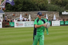 Leinster Rugby v Ireland Cricket 14