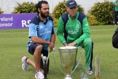 Leinster Rugby v Ireland Cricket 17