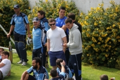 Leinster Rugby v Ireland Cricket 20