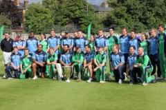 Leinster Rugby v Ireland Cricket 24