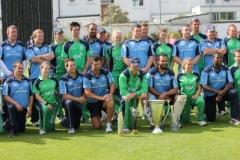 Leinster Rugby v Ireland Cricket 25