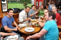 Players Preseason BBQ 2011 05