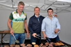 Players Preseason BBQ 2011 06